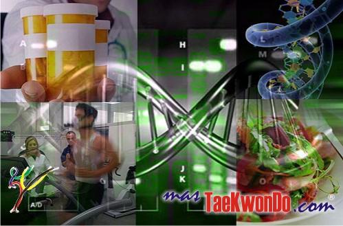 Taekwondo y las Ciencias Aplicadas: Preparación Biológica