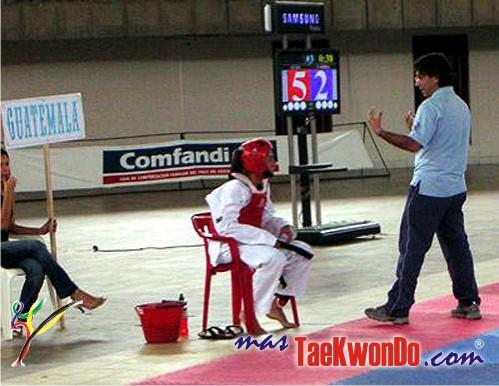 Taekwondo y las Ciencias Aplicadas: Preparación Táctica