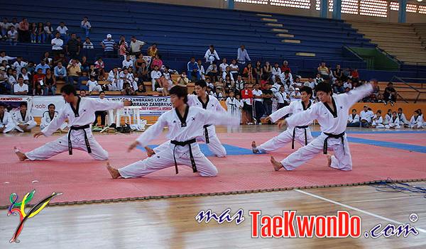 Taekwondo Exhibición.