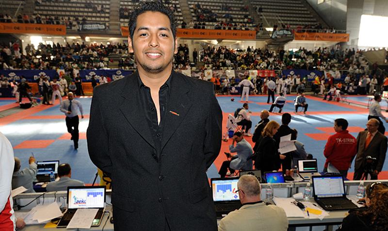 Matías Rojas entrevistado en España