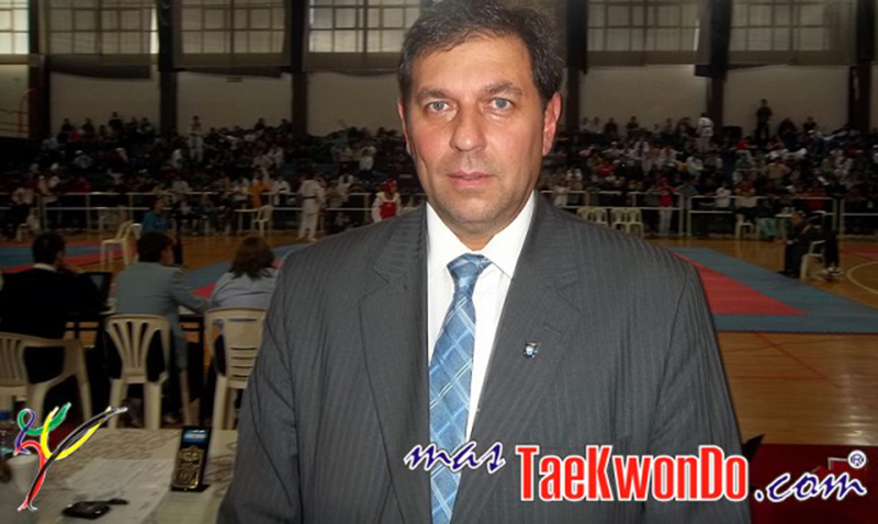 El Taekwondo Argentino tiene nuevo presidente