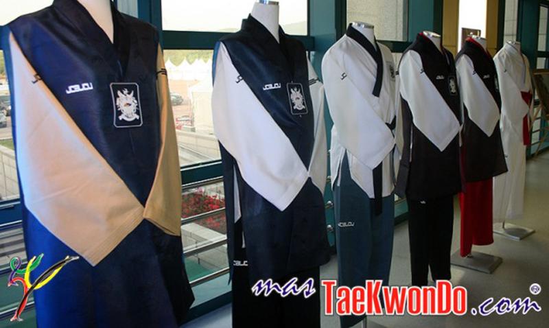 Campeonato Mundial de Poomsae con nuevo uniforme