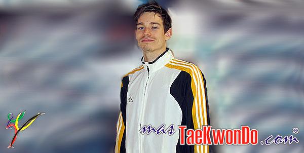 Aaron Cook, Reino Unido de Gran Bretaña, -80 Kg.