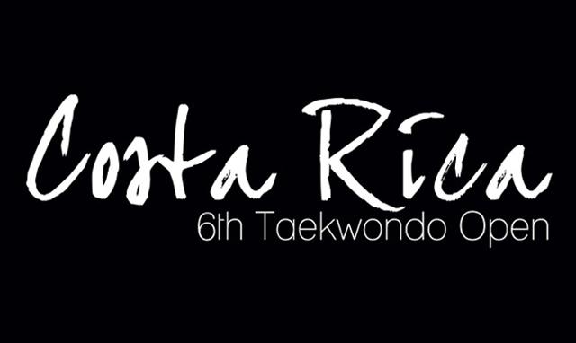 La Federación Costarricense de Taekwondo presenta oficialmente el itinerario programado con las diferentes actividades que tendrán lugar desde el 1 al 6 de octubre en San José, Costa Rica.
