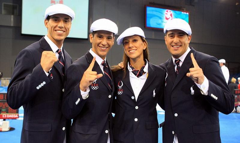 Steven Lopez, Mark Lopez, Diana Lopez and Jean Lopez