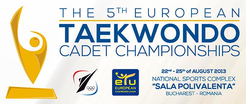 ETU-Cadet Taekwondo Championships_