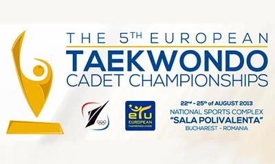 Entre el 20 y 25 de agosto, la ciudad rumana de Bucarest será el epicentro del Taekwondo europeo ya que se llevarán a cabo tres actividades de suma importancia para el continente europeo.