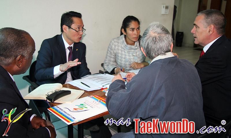 reunión delegados técnicos_pre-Bolivarianos_