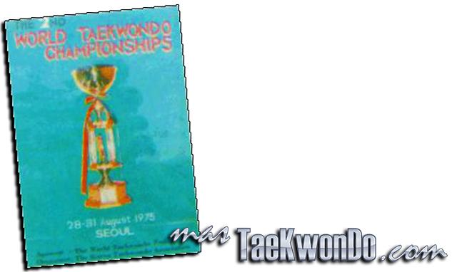 El Segundo Campeonato Mundial de Taekwondo se celebró en el