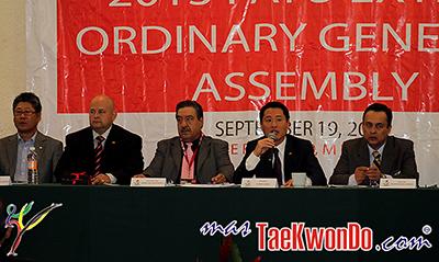 La decisión fue tomada en la Asamblea Extraordinaria de la Unión Panamericana celebrada en el día de hoy Querétaro, después de un proceso eleccionario en el que se escogieron uno por uno los cargos dentro de la estructura del comité ejecutivo.