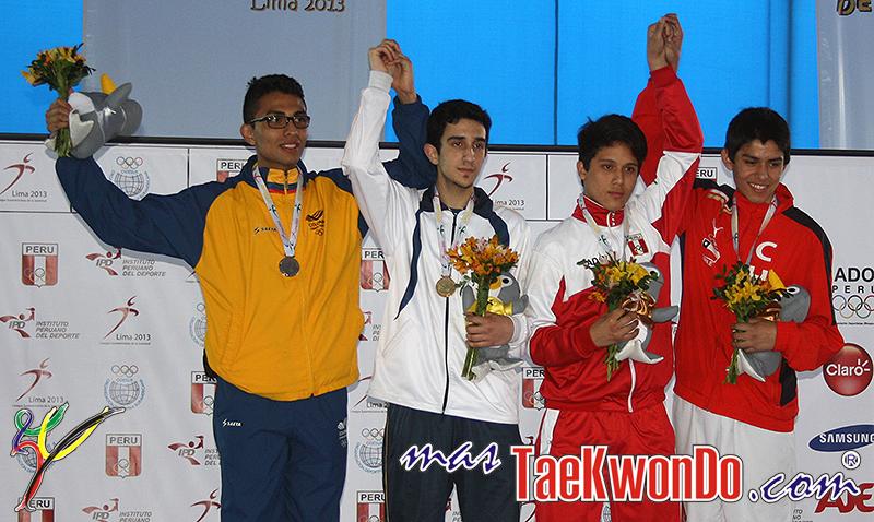 IJSJ_Lima-2013_Taekwondo_D1_PODIO_M-73