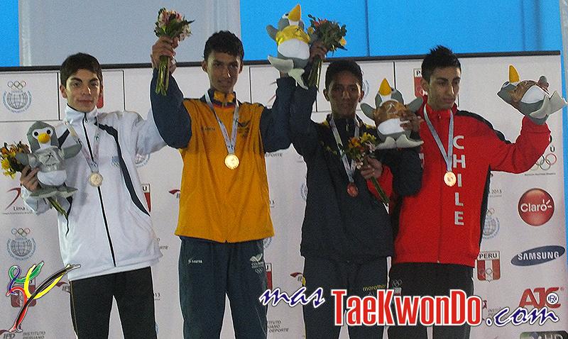 IJSJ_Lima-2013_Taekwondo_D2_PODIO_M-55