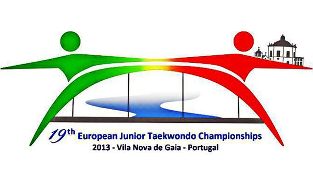 """El """"19th European Junior Taekwondo Championships 2013"""" se estará llevando a cabo desde mañana 25 al 28 de septiembre en Vila Nova de Gaia, Portugal, organizado por la Federação Portuguesa de Taekwondo y la Unión Europea de Taekwondo."""