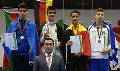 Resultados parciales del Campeonato Europeo Juvenil de Taekwondo que se está llevando a cabo del 25 al 28 de septiembre en Vila Nova de Gaia, Portugal.