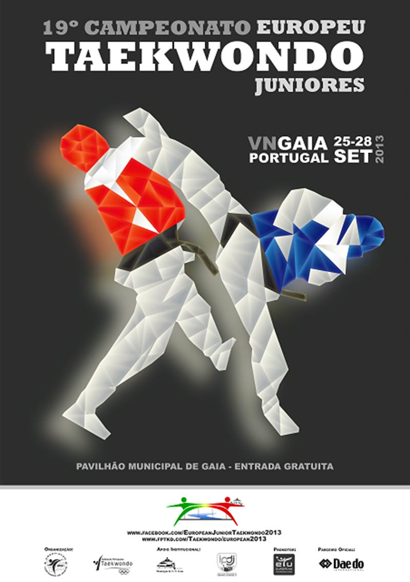 Poster_EuropeanJuniorTaekwondo_2013