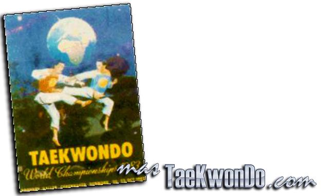 El Sexto Campeonato Mundial de Taekwondo se celebró en el estadio