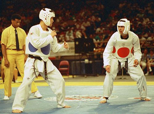 1993-New York_Combate