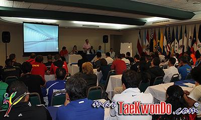 El gimnasio de la Ciudad Deportiva de Hatillo ubicado en San José, será sede de la sexta edición del Abierto de Costa Rica, el cual tendrá el día domingo a competidores de 26 naciones intentando sumar puntos en el Ranking de la WTF.