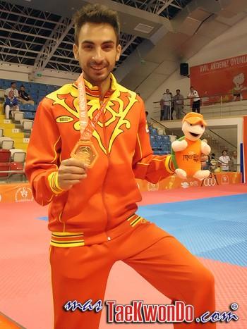 Medalla Juegos del Mediterráneo