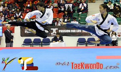 La Selección Peruana de Taekwondo realiza su plan de entrenamientos en Corea del Sur, con miras al Campeonato Mundial de Poomsae en la ciudad de Bali, Indonesia, que se disputará del 31 de octubre al 3 de noviembre.