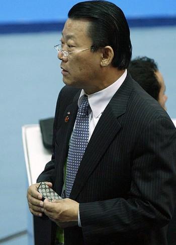 Sung Chon Hong_Poomsae