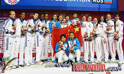 Resultados de la segunda edición de este evento de deportes de combate que se realiza del 18 al 26 de octubre en San Petersburgo, Rusia. Taekwondo participó el 23 y 24 en modalidad de TK-5.