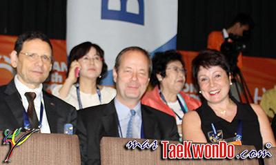 El Secretario General de la WTF le confesó a masTaekwondo.com que necesitan elaborar un buen plan comercial para poder contar con más fondos y de esa manera poder desarrollar todos los proyectos que se tienen planificados.