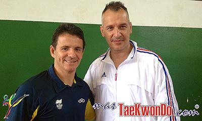 La gira de presentación del Programa Mundial de Entrenamiento de Taekwondo que llevará a Ireno Fargas como principal disertante por cuatro países, comenzó en Brasil con dos presentaciones que estuvieron colmadas de participantes.