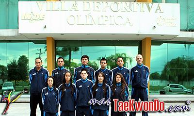 """El Equipo Nacional de Guatemala que participará en los Juegos Bolivarianos """"Trujillo 2013"""" desde la semana próxima, se encuentra finalizando su puesta a punto en el Centro de Alto Rendimiento de Monterrey, en Nuevo León, México."""