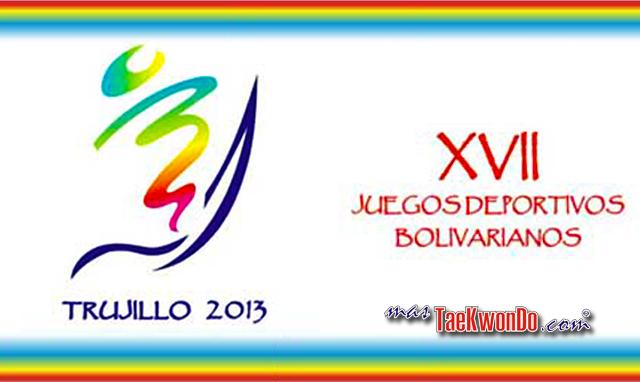 """El Taekwondo en los """"XVII Juegos Deportivos Bolivarianos Trujillo 2013"""" entrará en acción del 25 al 28 de Noviembre en el Polideportivo """"Huaca del Sol"""" (Complejo Mochica-Chimú) de la Ciudad de Trujillo."""