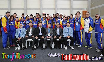 El Taekwondo de Venezuela está mostrando una franca recuperación en su performance y durante los Juegos Bolivarianos recientemente finalizados en Trujillo, Perú, conquistaron el título tras ganar cinco medallas de oro, dos de plata y tres de bronce.