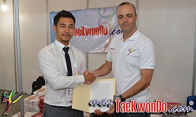 """A partir de hoy el público asiático podrá disfrutar de nuestro producto tal como lo hace el resto del mundo a través de """"masTaekwondo Asia"""", una nueva franquicia que se agrega a la gran familia de """"masTaekwondo.com""""."""