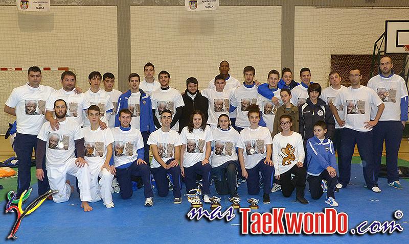 equipo con trofeos_