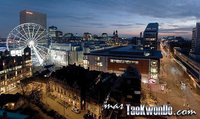 A cuatro días de dar inicio lo que parece ser un salto en la evolución del Taekwondo, el primer Grand Prix con categoría de final se llevará a cabo en la ciudad de Manchester, Reino Unido del 13 al 15 de diciembre, y masTaekwondo.com calienta motores para este gran acontecimiento.