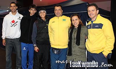 """Desde Manchester les presentamos esta """"Galería de Imágenes"""" correspondiente a los entrenamientos, congreso técnico y reunión de árbitros de lo que será el """"2013 World Taekwondo Grand Prix""""."""