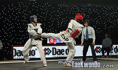 """Galería de imágenes de la 3era jornada del """"2013 World Taekwondo Grand Prix"""", que se desarrolló en el estadio Manchester Central de esa ciudad en el Reino Unido de Gran Bretaña."""