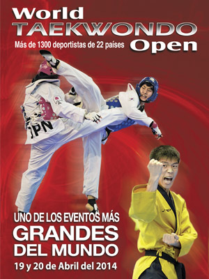 WORLD TKD OPEN