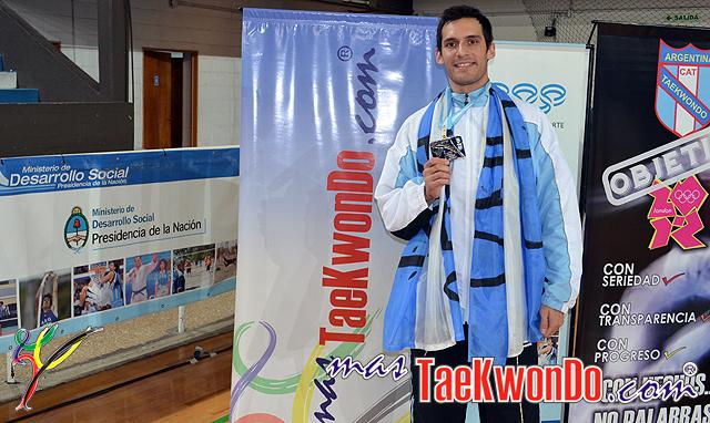 El seleccionado argentino de Taekwondo, con la presencia del campeón olímpico Sebastián Crismanich, comenzó su preparación en CeNARD (Centro de Alto Rendimiento Deportivo) a 60 días del arranque de los Juegos Odesur.