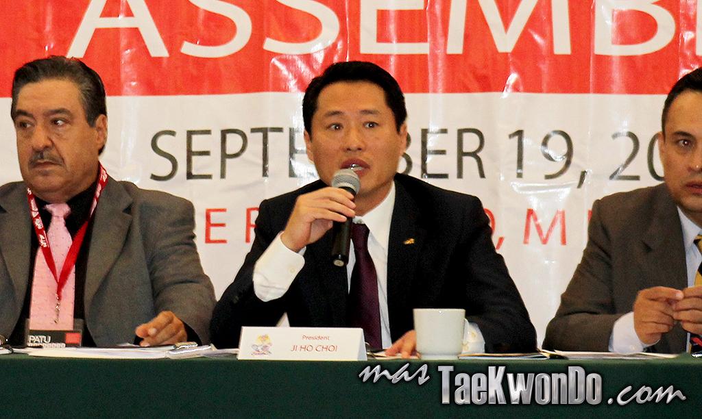 El Presidente de la Unión Panamericana de Taekwondo manifestó su preocupación, por lo que él considera falta de profesionalismo y seriedad de algunos miembros de esta continental, al no cumplir con los compromisos previamente adquiridos.