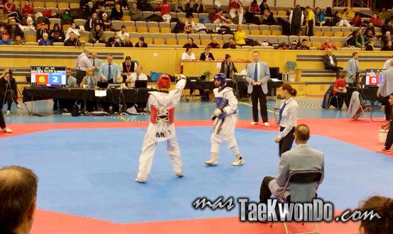 Trelleborg Open 2014_Tatami-