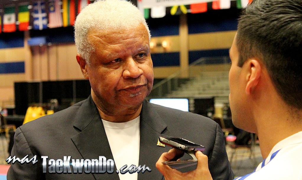 El titular del ente rector del Taekwondo en los Estados Unidos conversó en exclusiva con masTaekwondo.com sobre su nombramiento en el Comité Técnico de la WTF y de la actualidad de nuestro deporte en su país.