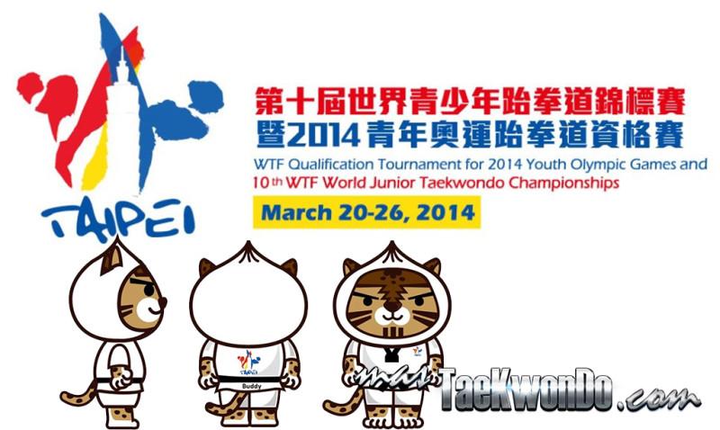 Eventos como el campeonato Mundial Juvenil y Campeonato Clasificatorio para Juegos Olímpicos de la Juventud se acercan, y como toda gran fiesta no podía faltar mascota que la anime masTaekwondo.com te la presenta.