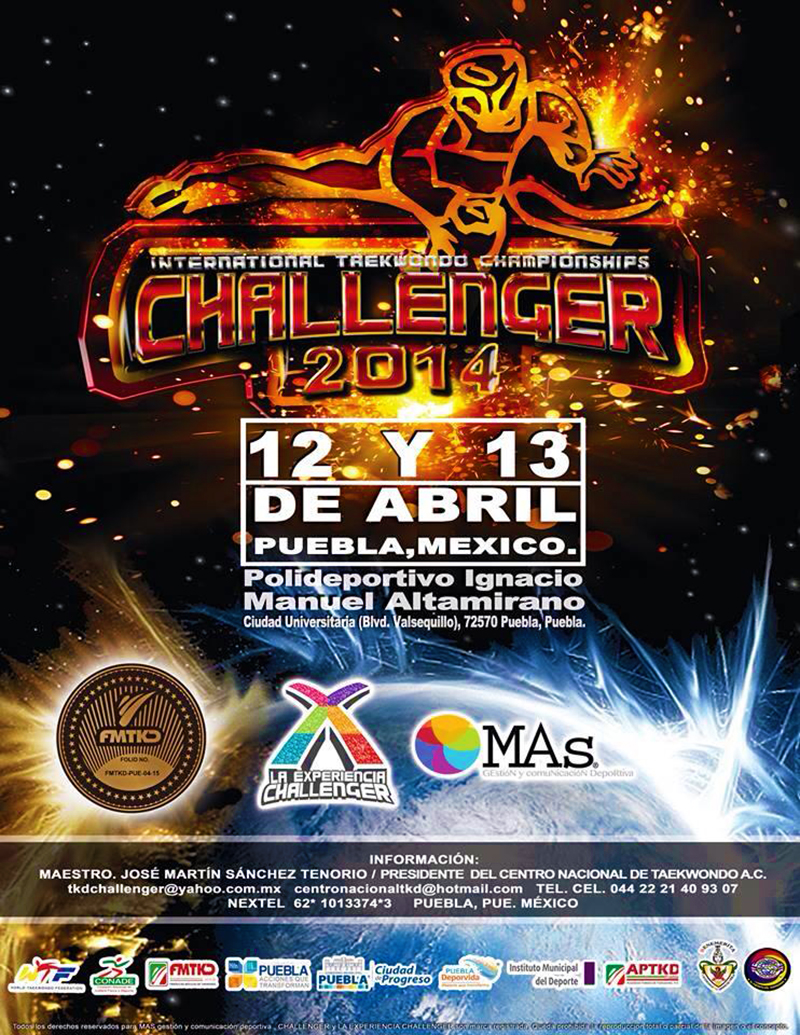 copa challenger_Poster_