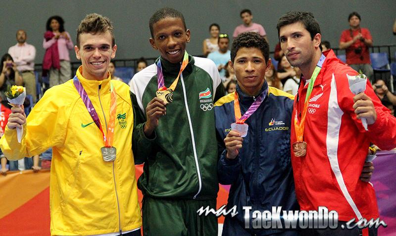 Resultados del Taekwondo durante la decima edición de los Juegos Suramericanos realizados en Santiago de Chile entre 14 países de la región. Nuestro deporte participa del 16 al 18 de marzo de 2014.