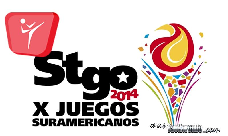 logo_stgo_2014_Taekwondo