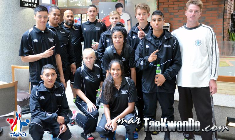 "MasTaekwondo.com te muestra desde China Taipei todo lo que comienza a vivirse previo al ""Qualification Tournament for 2014 Nanjing Youth Olympic Games"" y el ""10th WTF World Junior Taekwondo Championships"""
