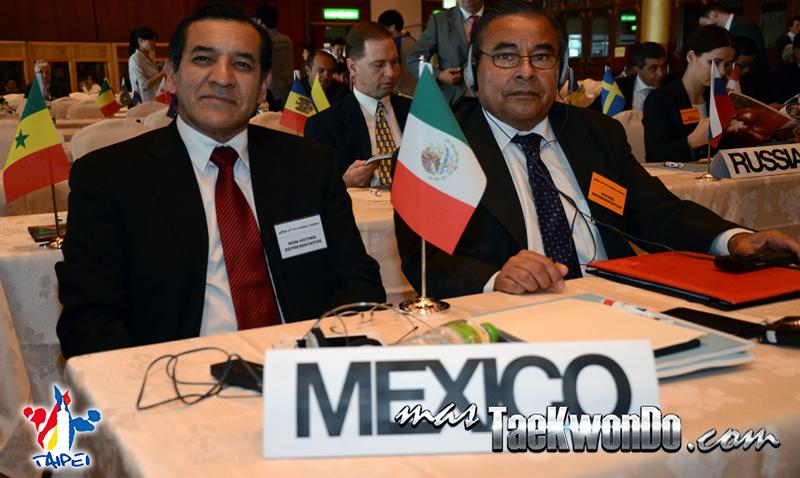 """Este 19 de marzo de 2014 se realizó la 25 Asamblea General de la World Taekwondo Federation en el Grand Hotel de China Taipei. Aquí les presentamos una completa """"Galería de Imágenes""""."""