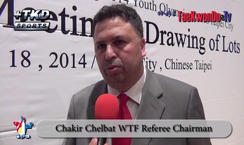 MasTaekwondo TV conversó en exclusiva con Chakir Chelbat Jefe de Árbitros de la WTF quien nos comentó acerca de los datos a resaltar para estos dos grandes eventos que se vienen en breve, a continuación los detalles.