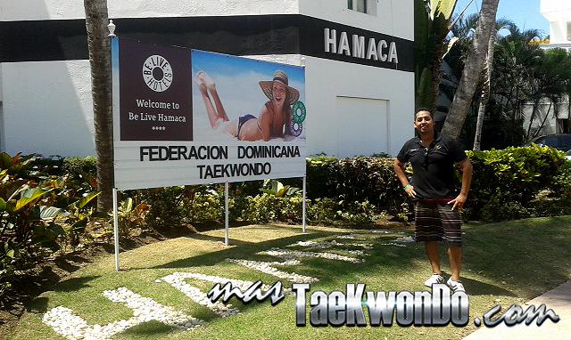 Palpitando lo que serán dos importantes eventos para el Taekwondo, ya nos encontramos en Santo Domingo dispuestos a documentar el G1 Abierto de Santo Domingo, el Clasificatorio para los Juegos Centroamericanos y del Caribe y la reunión del Consejo Ejecutivo de PATU.