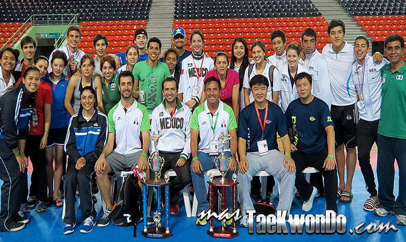 El combinado azteca ganó el primer premio, tanto en masculino como en femenino, lo que lo colocó en lo más alto en el cómputo general seguido por República Dominicana en el segundo escalón y Estados Unidos en el tercero.